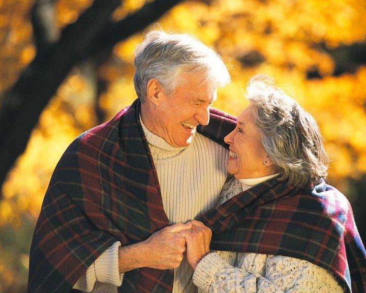 Поздравление с Днём пожилого человека