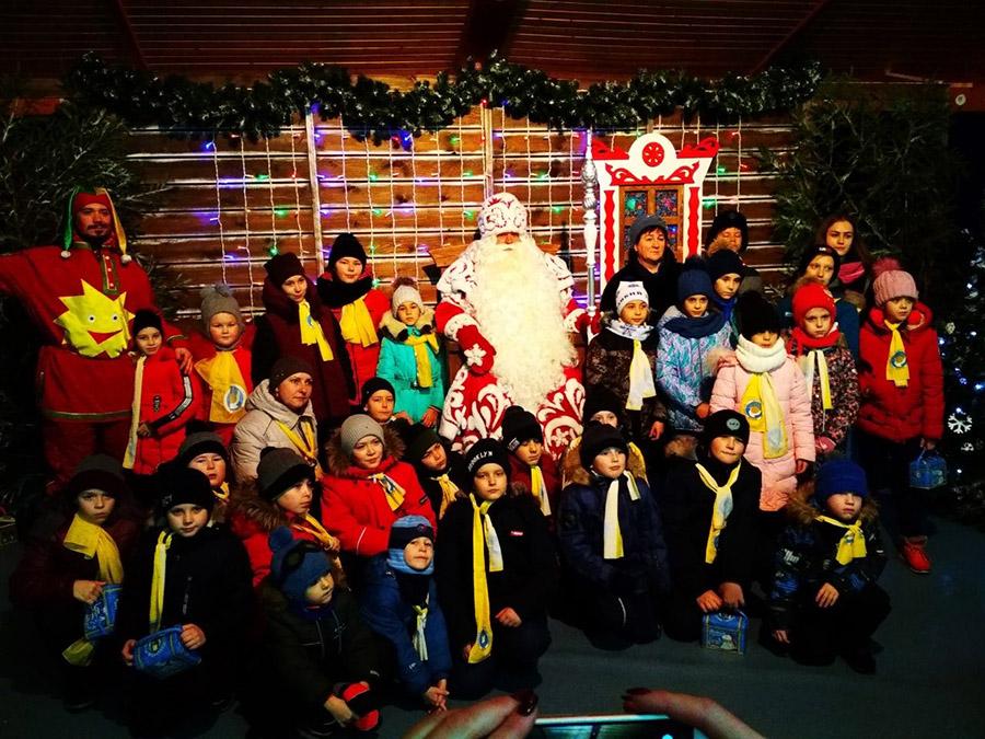 На Родине Деда Мороза
